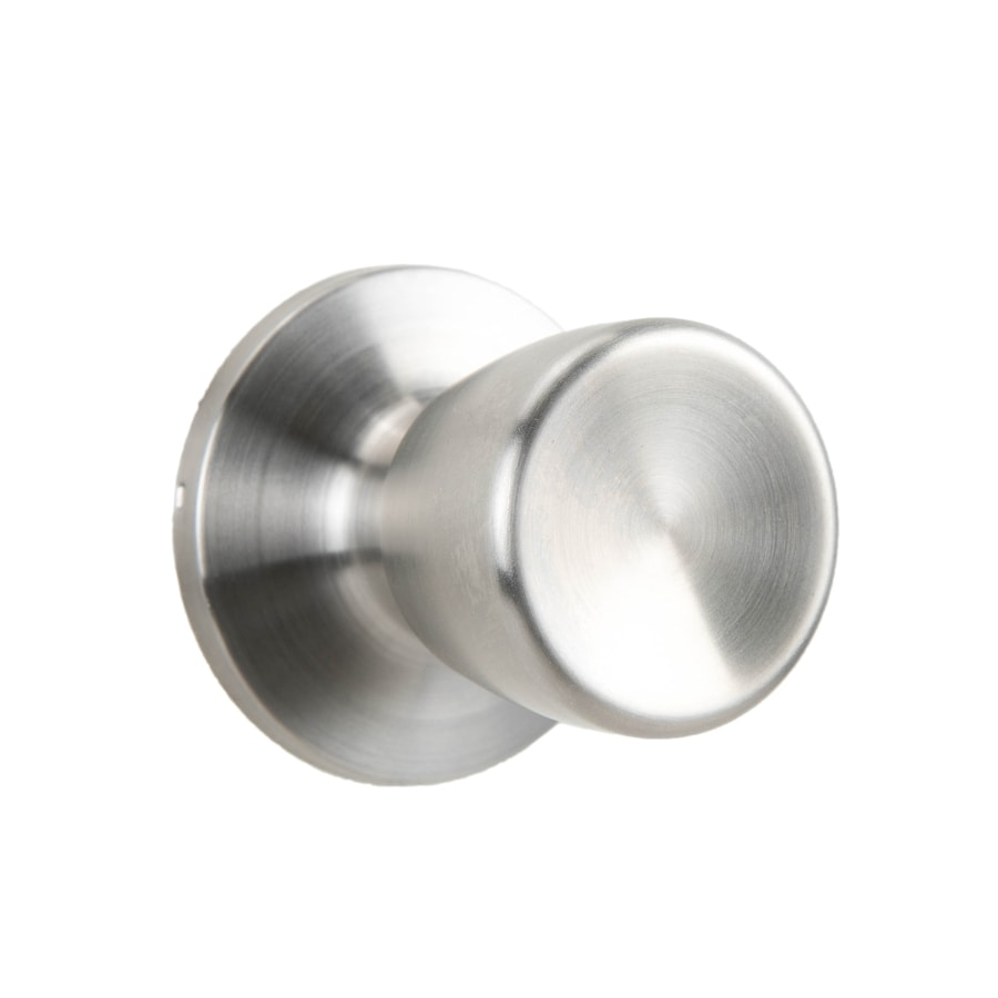 Shop Gatehouse Gallo Satin Chrome Tulip Passage Door Knob at Lowes.com