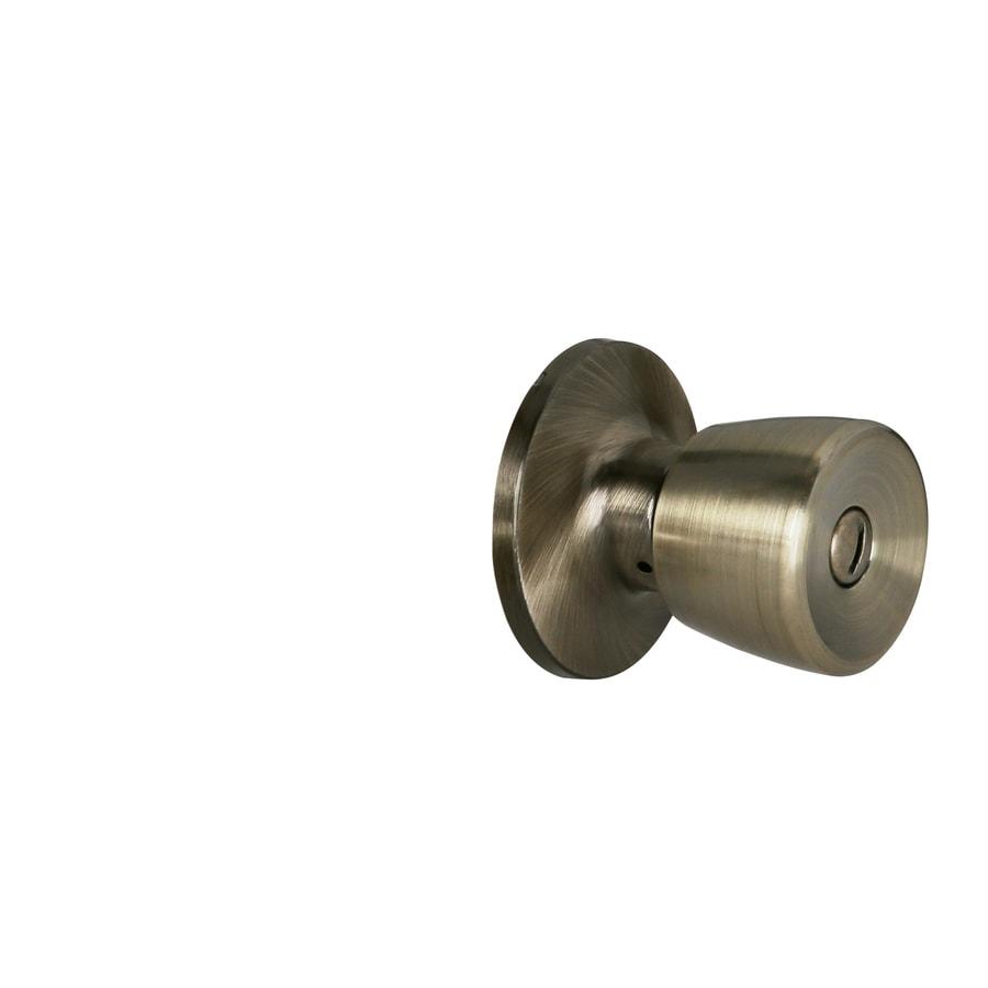 antique looking door knobs. Gatehouse Gallo Antique Brass Tulip Turn Lock Privacy Door Knob Looking Knobs L