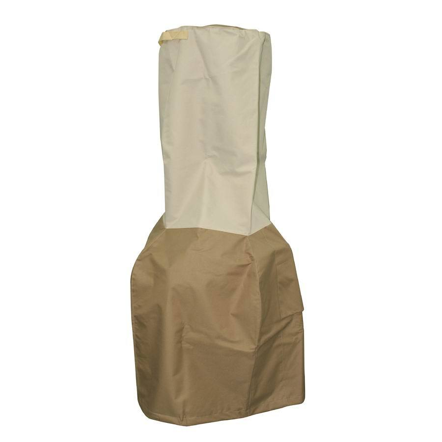 Garden Treasures 53-in Beige-Khaki Chiminea Cover