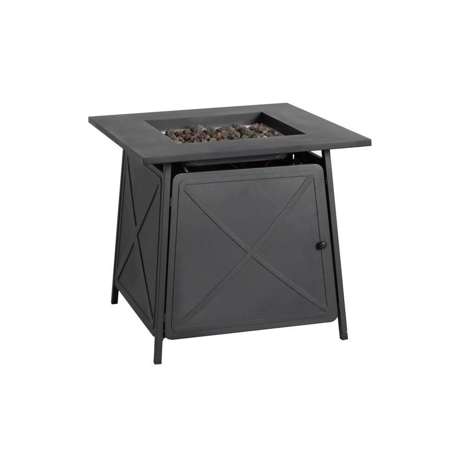 Shop Gas Fire Pits At Lowescom - Propane fire pit cocktail table
