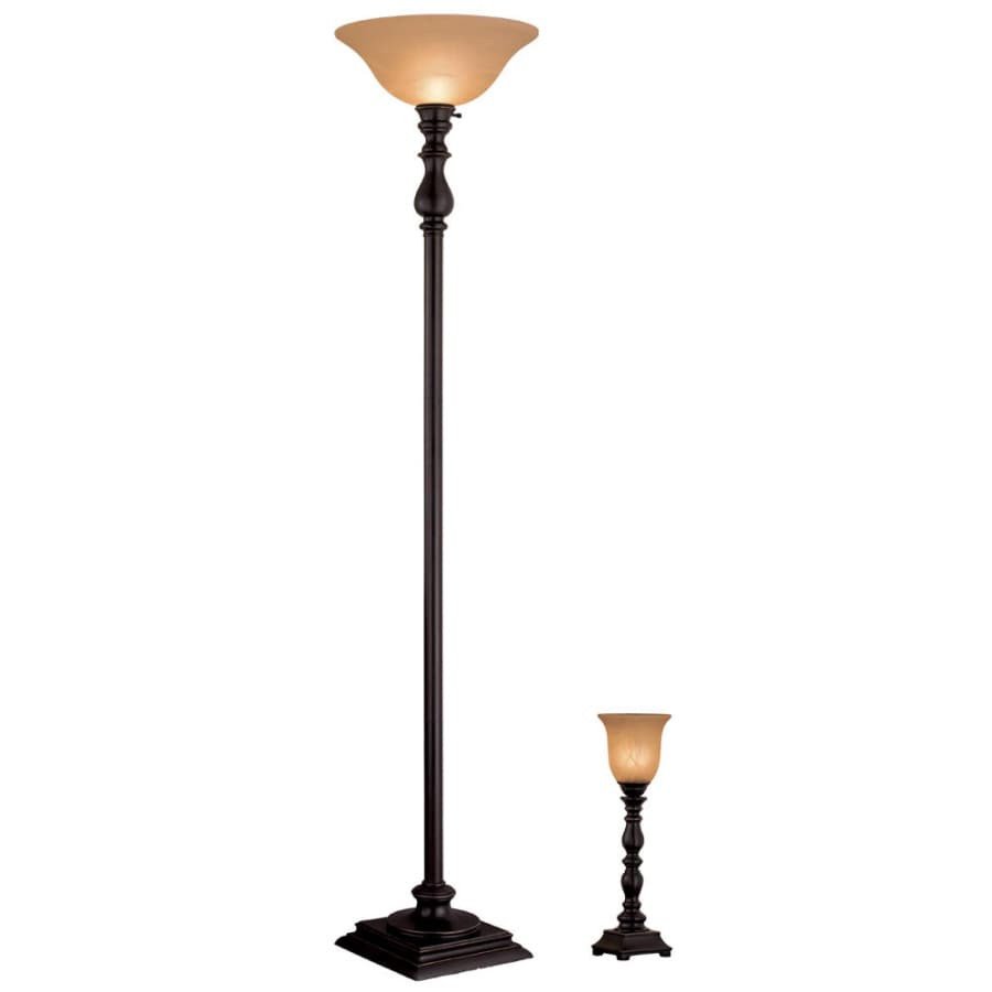 Portfolio Lamp Set with Shades