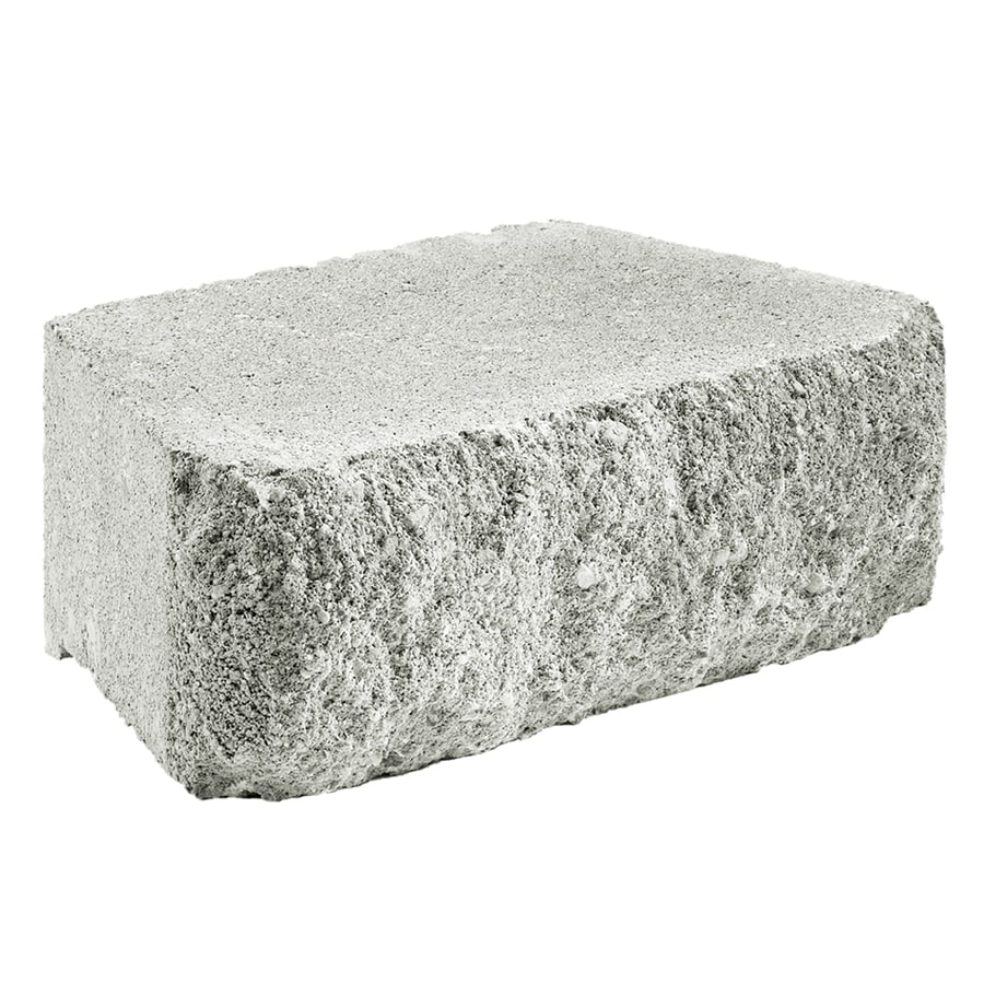 Gray Patio Stone (Common: 7-in x 12-in; Actual: 7-in x 12-in)