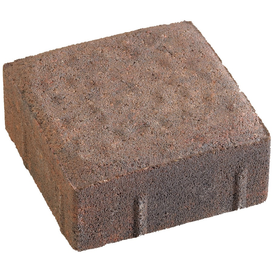 Autumn Blend Paver (Common: 6-in x 6-in; Actual: 5.5-in x 5.5-in)