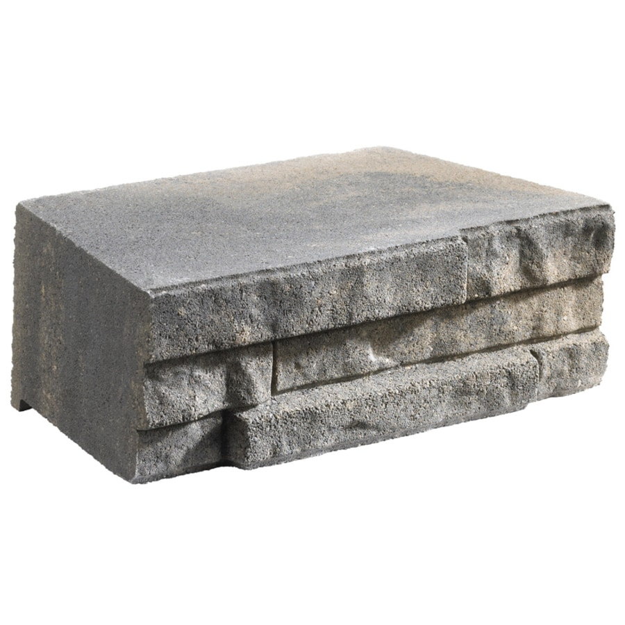 Char Tan Patio Stone (Common: 7-in x 12-in; Actual: 7-in x 12-in)