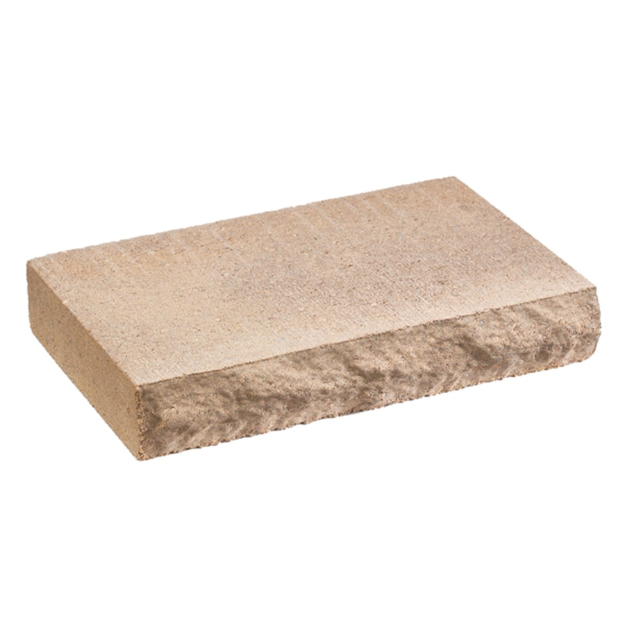 Basic Tan Retaining Wall Cap (Common: 2-in x 12-in; Actual: 2-in x 12-in)