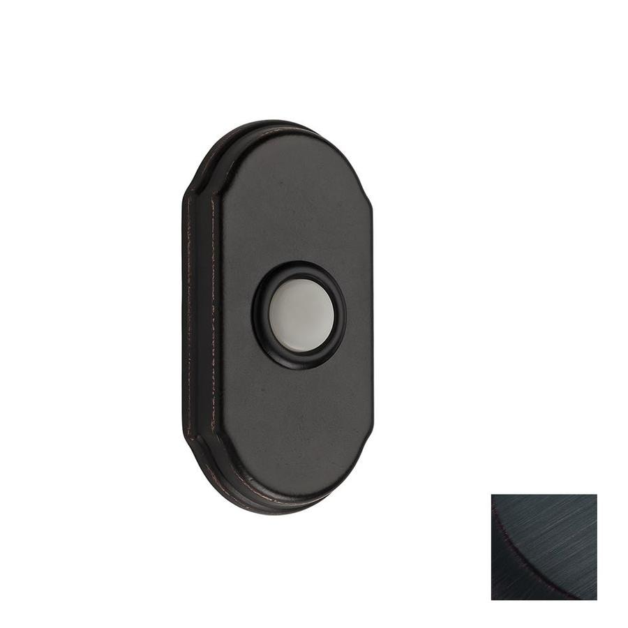 Incroyable BALDWIN Venetian Bronze Doorbell Button