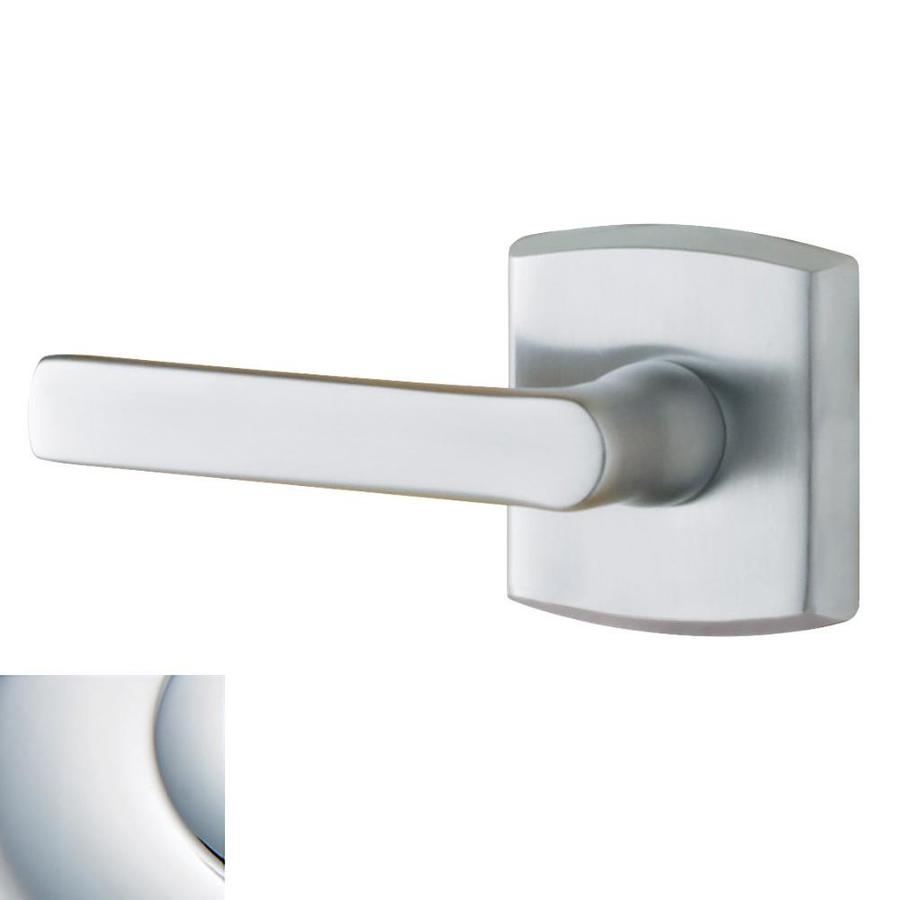 Baldwin 5485V.260.LDM Solid Brass Door Lever