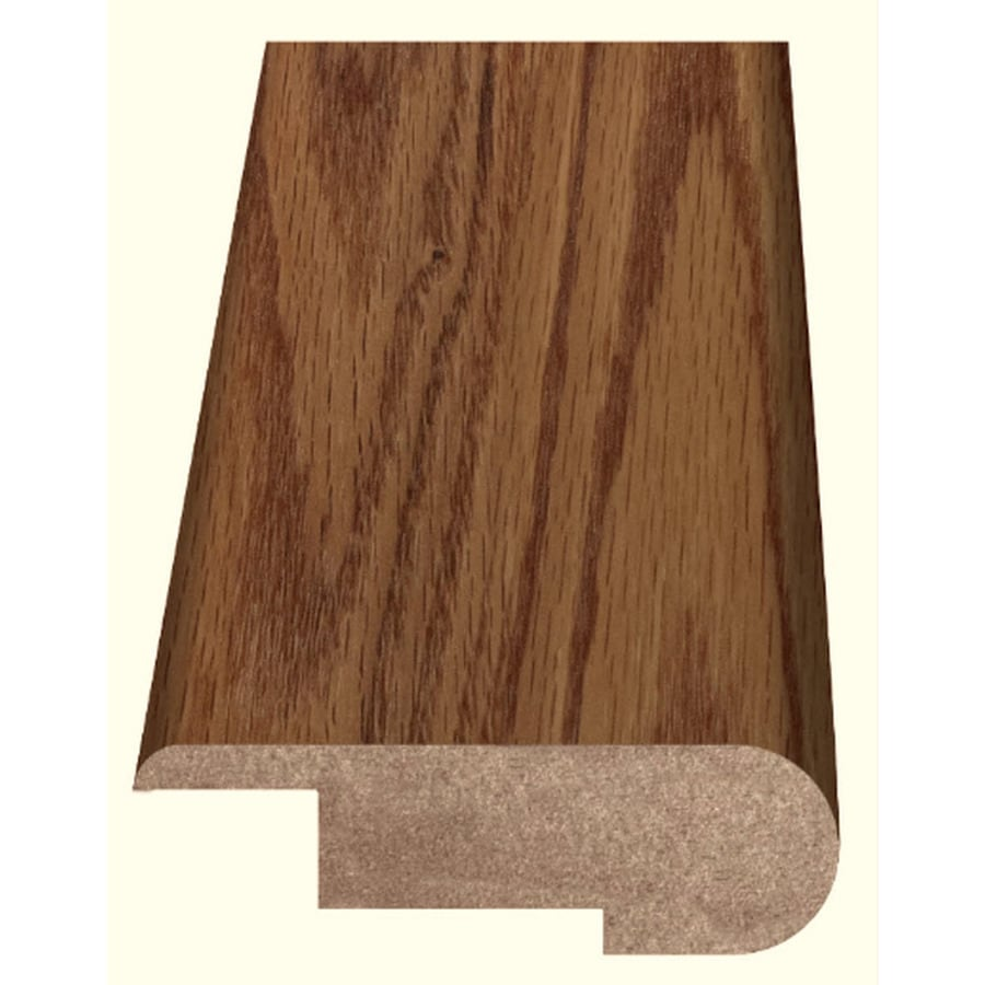 Style Selections 2.37-in x 94-in Stair Nose Floor Moulding