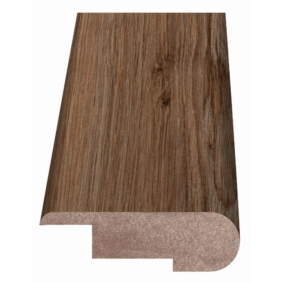 Style Selections 2.37 In X 94 In Stair Nose Floor Moulding