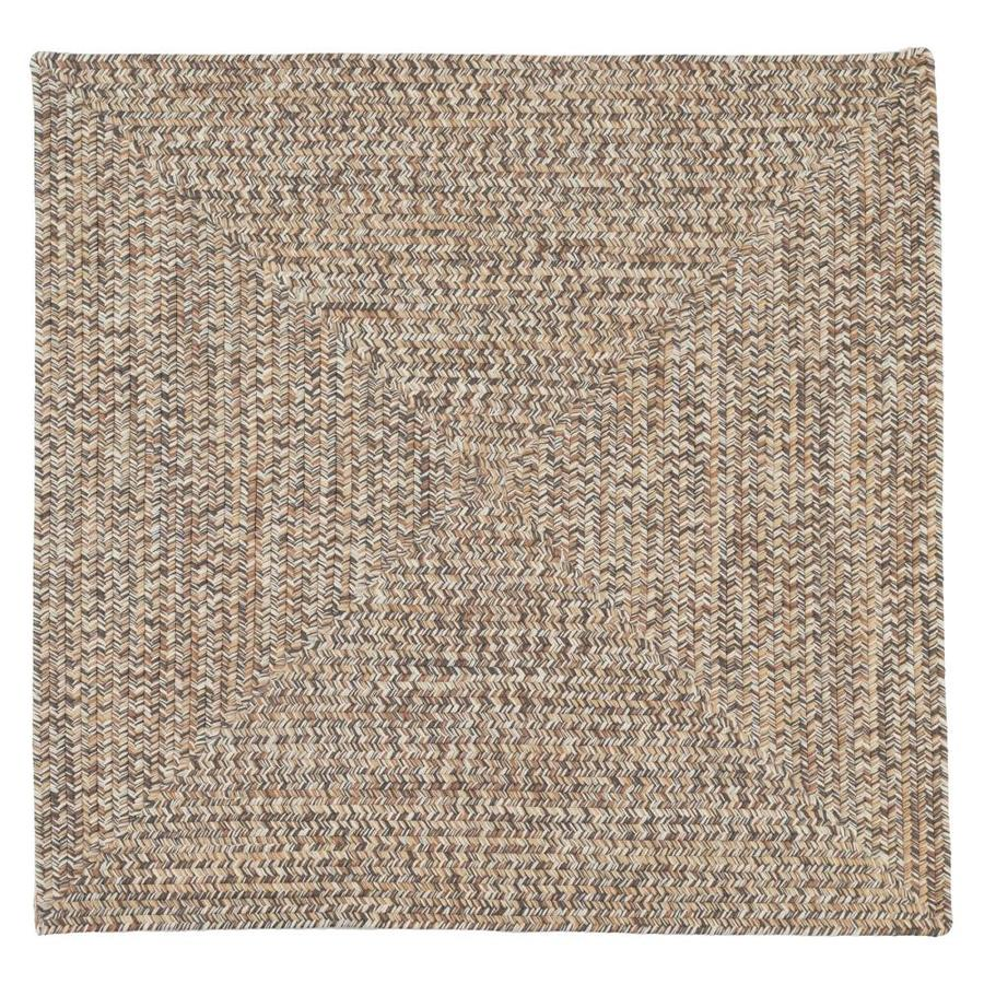 Colonial Mills Corsica Weathered Brown Square Indoor