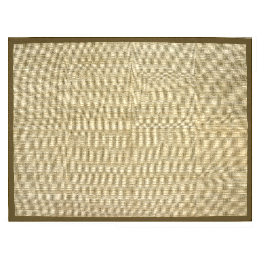 allen + roth Northbridge Maple Rectangular Indoor Woven Area Rug (Common: 8 x 11; Actual: 8-ft W x 10.5-ft L)