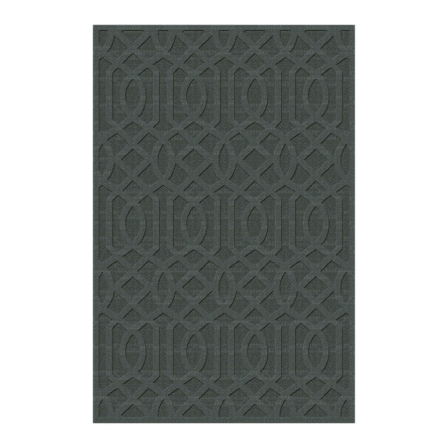 allen + roth TOWNLAY Porcelain Rectangular Indoor Handcrafted Area Rug (Common: 9 x 12; Actual: 9-ft W x 12-ft L)