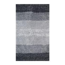 Allen + Roth Tonal Grey Indoor Throw Rug (Common: 2 X 4; Actual