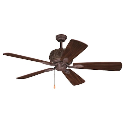 Rustic Ceiling Fans At Lowes Com