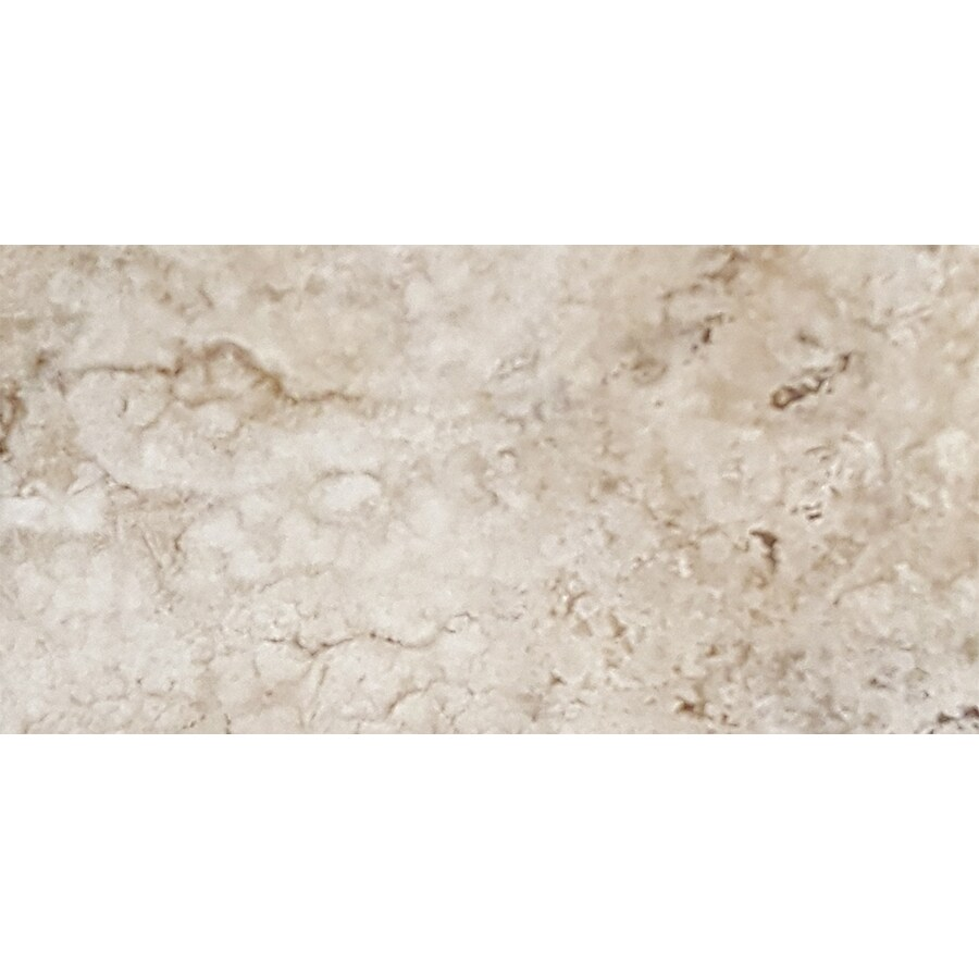FLOORS 2000 Vesta 6-Pack Gray Porcelain Floor and Wall Tile (Common: 12-in x 24-in; Actual: 23.63-in x 11.81-in)