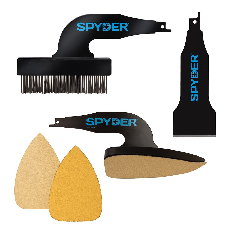 Spyder Reciprocating Saw Attachment Kit