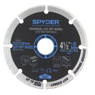 2-Pack Spyder 4-1/2-in Diamond Blade