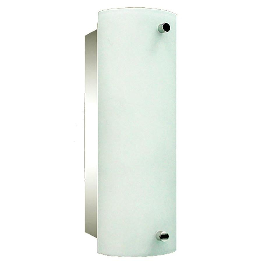 Khaleesi 3.75-in W 2-Light Polished Chrome Directional Wall Sconce