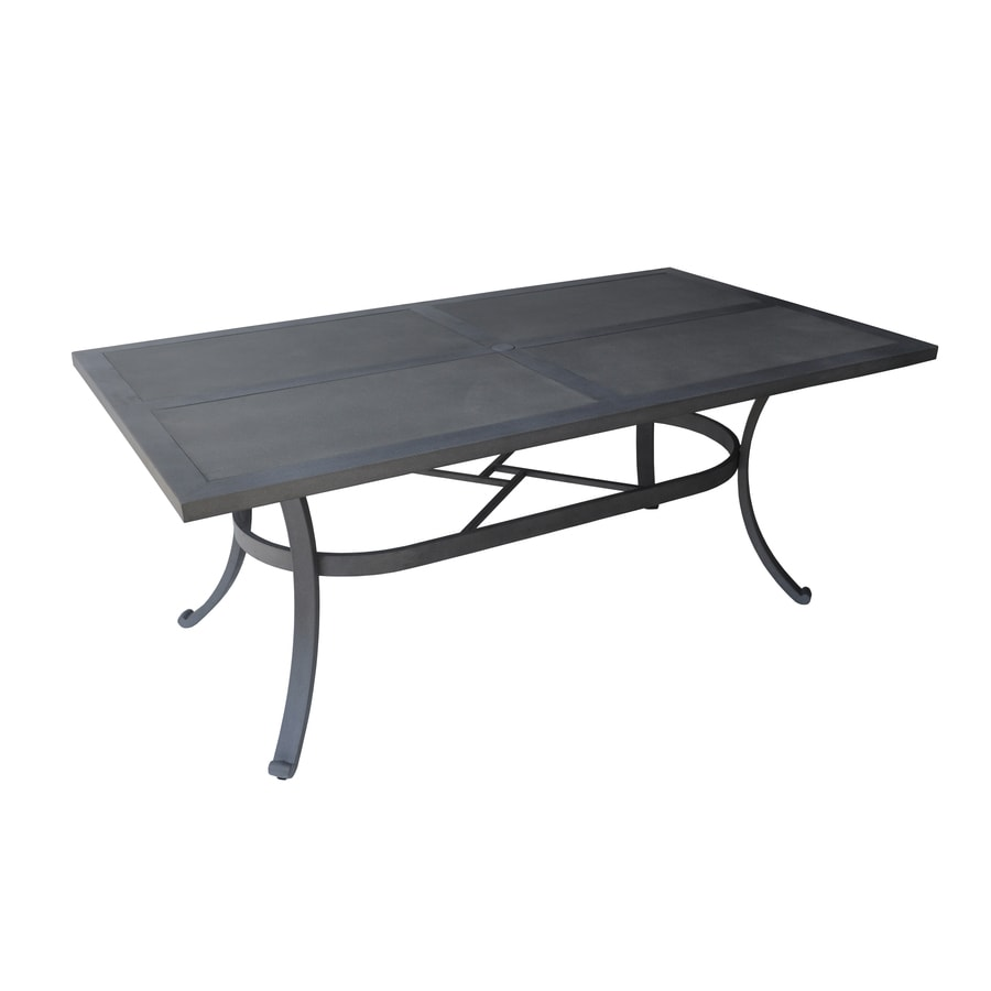 allen + roth Newstead Rectangle Dining Table