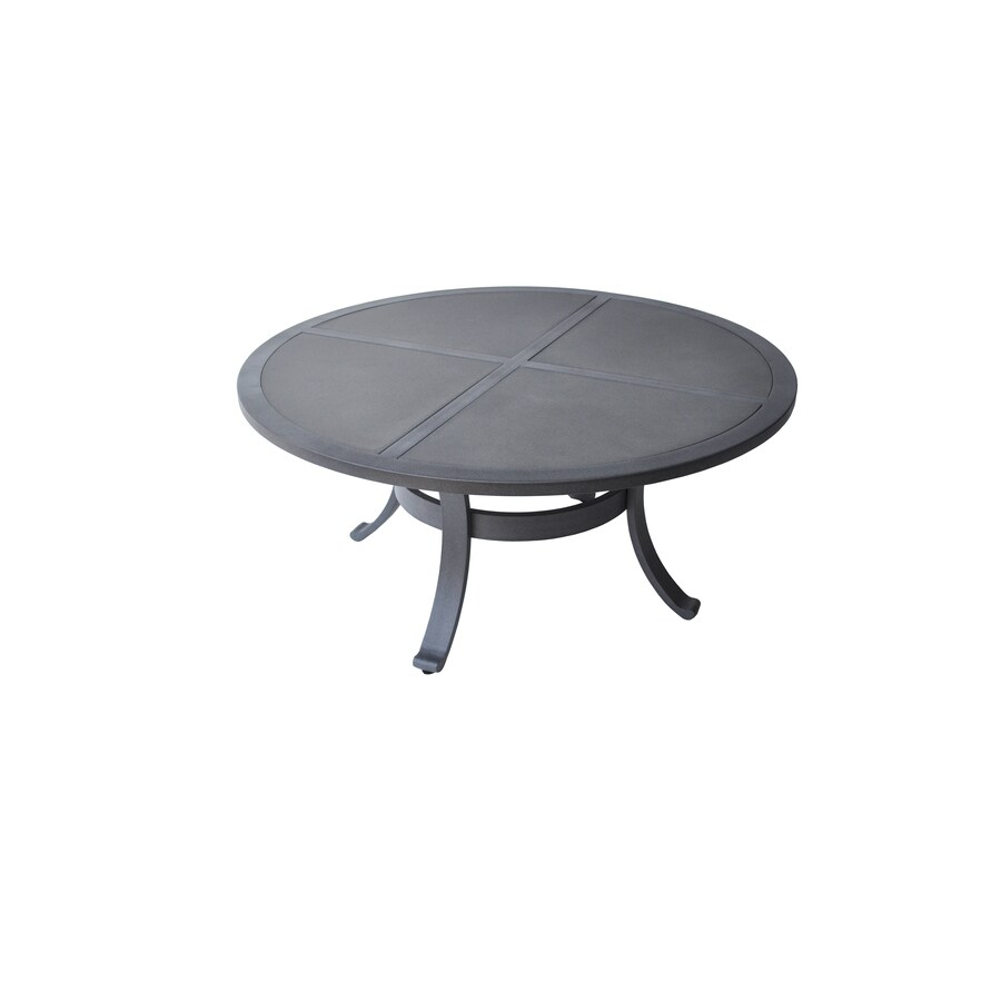 allen + roth Newstead Round Coffee Table