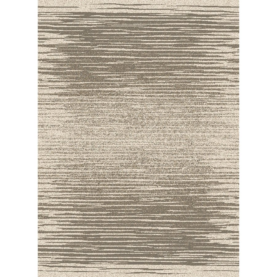 Concord Global Manhattan Beige Rectangular Indoor Woven Throw Rug (Common: 3 x 5; Actual: 3.25-ft W x 4.58-ft L x 3.25-ft Dia)