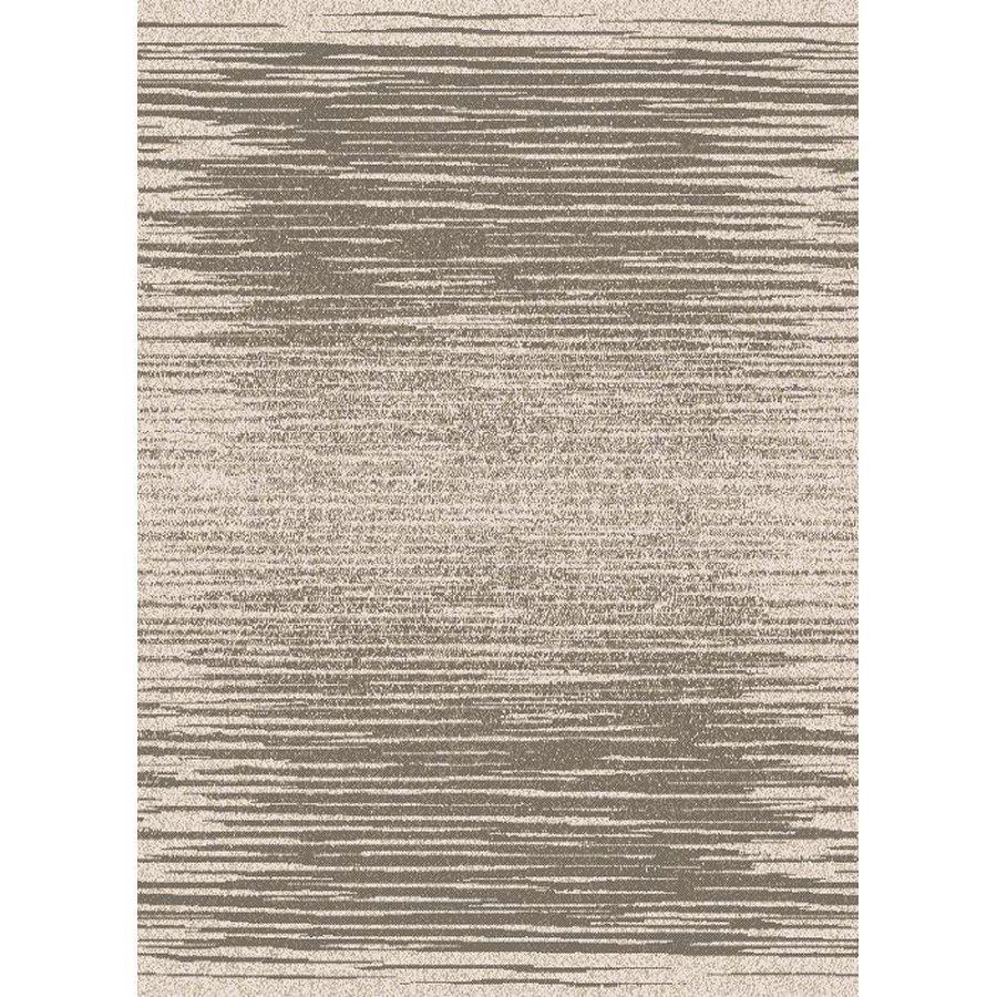 allen + roth Francel Ivory Rectangular Indoor Woven Area Rug (Common: 5 x 8; Actual: 5.25-ft W x 7.5-ft L x 5.25-ft Dia)