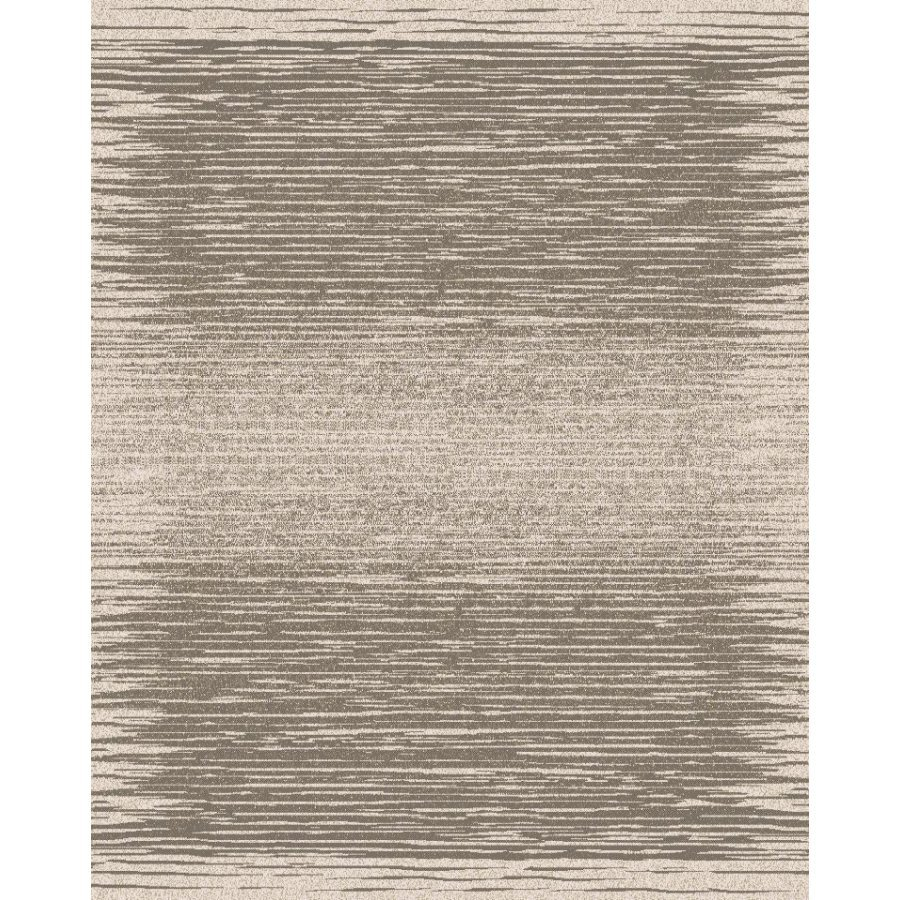 allen + roth Francel Ivory Rectangular Indoor Woven Area Rug (Common: 8 x 10; Actual: 94-in W x 118-in L x 7.83-ft Dia)