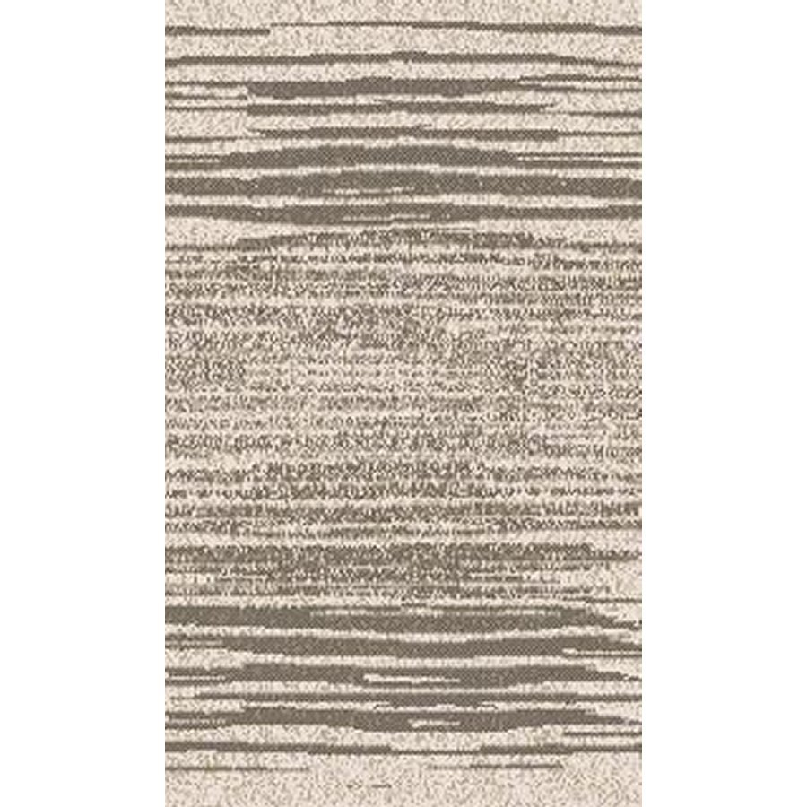 allen + roth Francel Ivory Rectangular Indoor Woven Throw Rug (Common: 2 x 3; Actual: 1.92-ft W x 3.25-ft L x 1.92-ft Dia)
