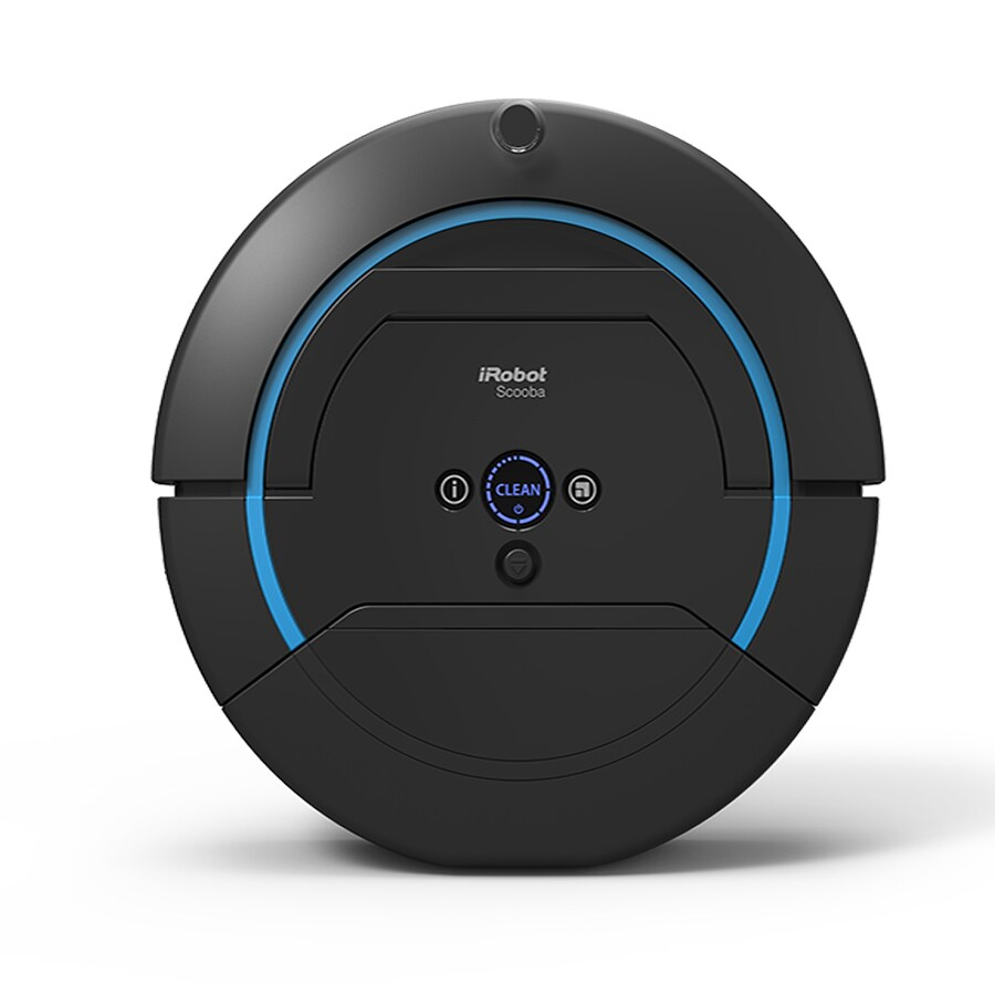 shop irobot scooba 450 robotic vacuum at. Black Bedroom Furniture Sets. Home Design Ideas