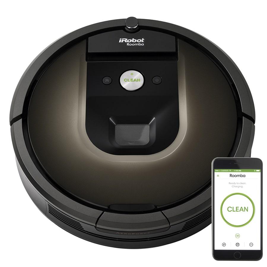 shop irobot roomba 980 robotic vacuum at. Black Bedroom Furniture Sets. Home Design Ideas