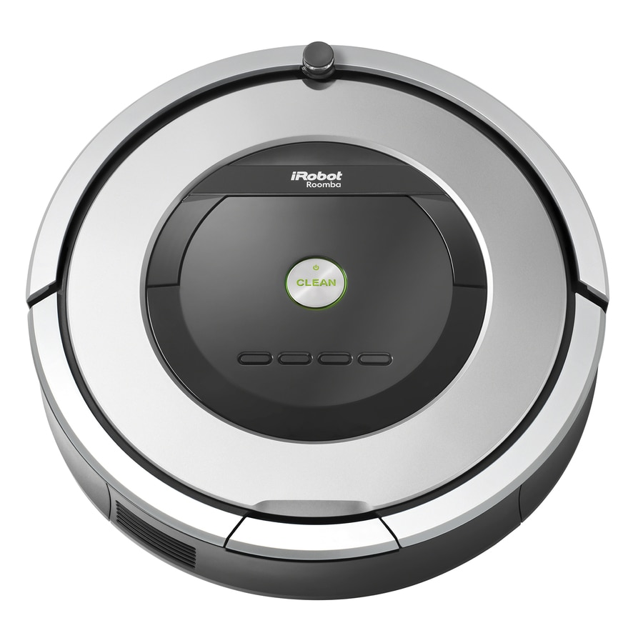 Shop Irobot Roomba 860 Vacuuming Robot Robotic Vacuum At