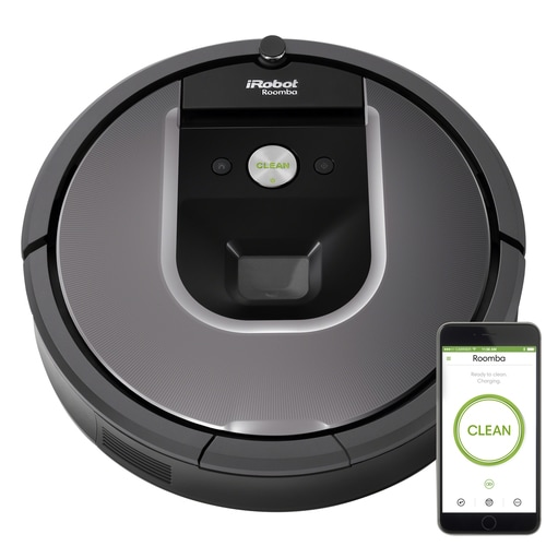 IRobot Roomba 960 Robotic Vacuum at Lowes.com