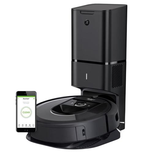 IRobot Roomba i7+ 7550 Robotic Vacuum at Lowes.com