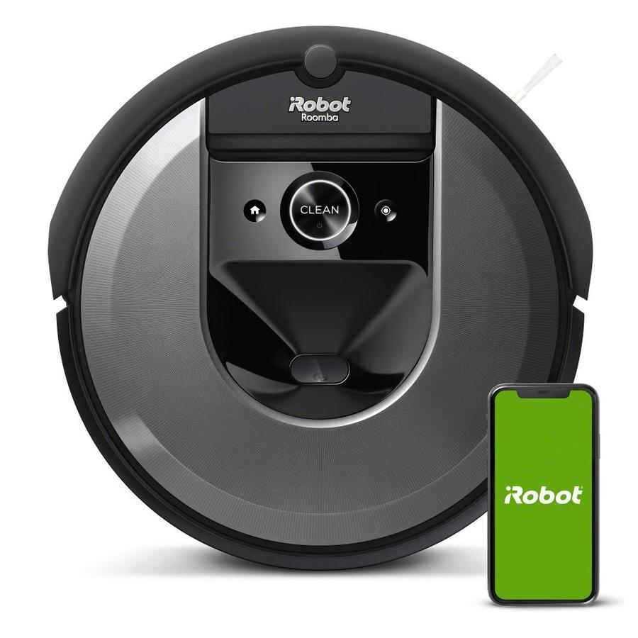 Irobot Roomba I7 Robotic Vacuum At Lowes Com