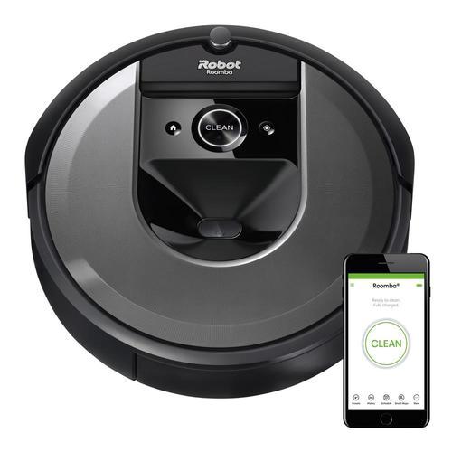 IRobot Roomba i7 7150 Robotic Vacuum at Lowes.com
