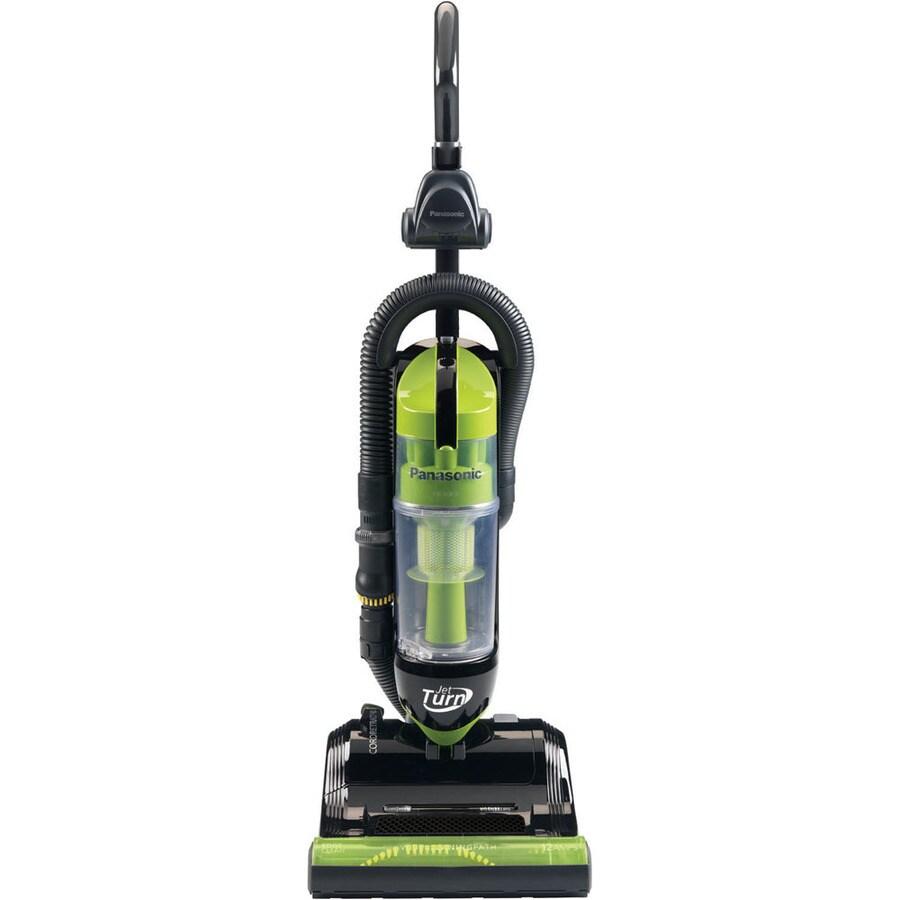 Panasonic Jetturn Bagless Upright Vacuum