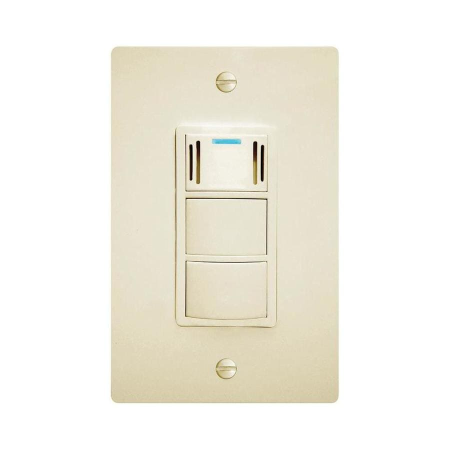 bathroom light and fan switch shop panasonic polypropylene bath fan switch at lowes 22149