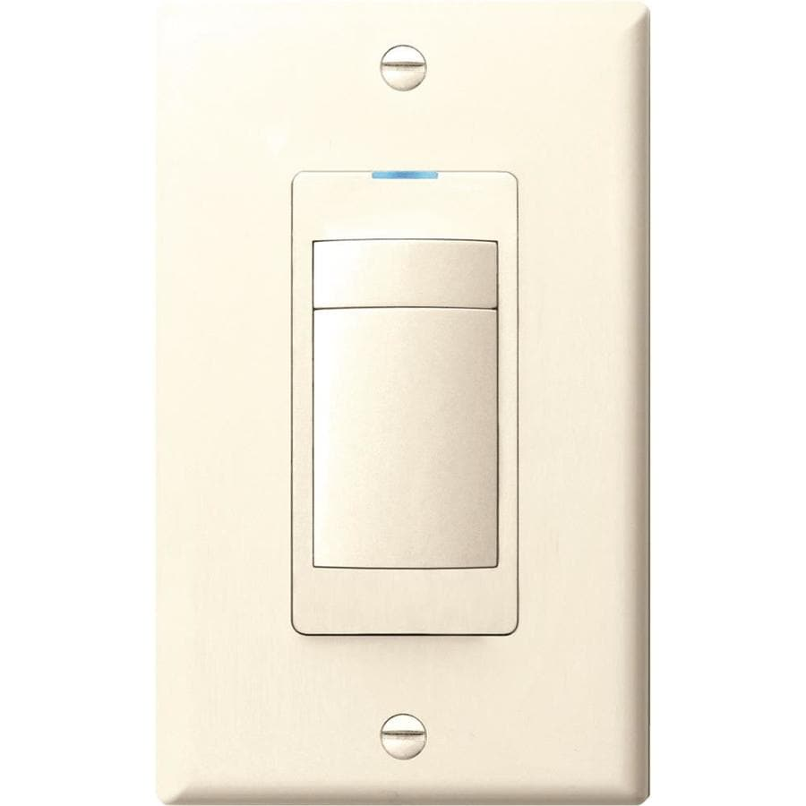 Timer Switch Bathroom Fan: Panasonic Panasonic FV-WCD01-A WhisperControl Almond