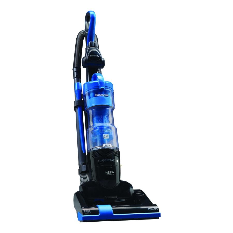 Panasonic Jet Force Bagless Upright Vacuum