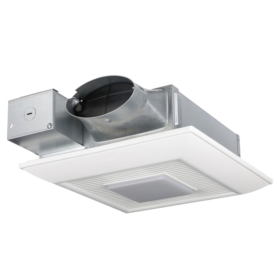 Panasonic Whispervalue 0 3 Sone 110 Cfm White Bathroom Fan