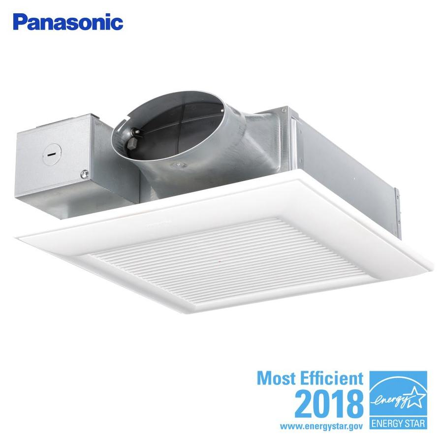 Panasonic panasonic fv 0510vsc1 whispervalue multi flow - Panasonic bathroom fans home depot ...