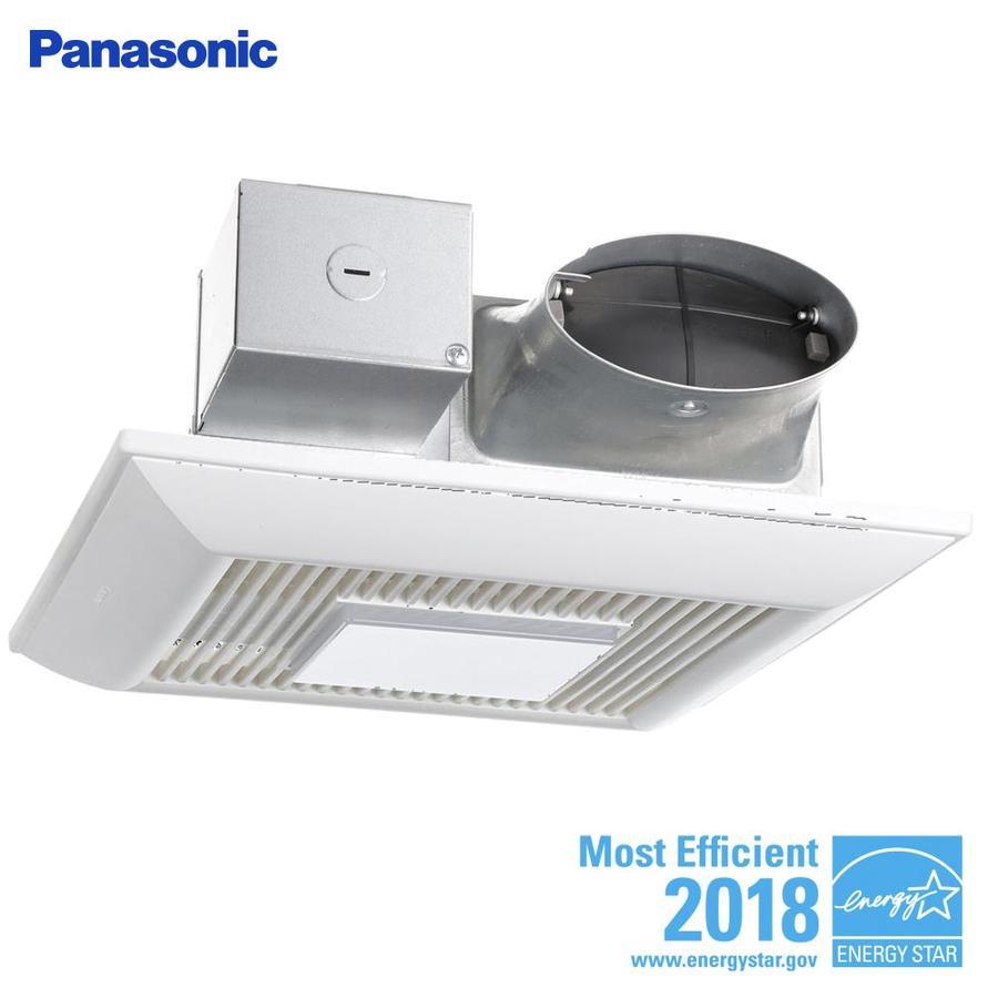 Panasonic Whispervalue 0 4 Sone 100 Cfm