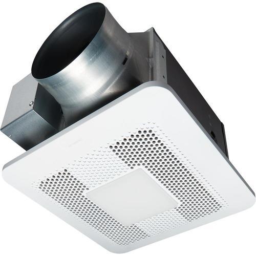 Panasonic WhisperChoice 0.8-Sone 150-CFM White Bathroom ...