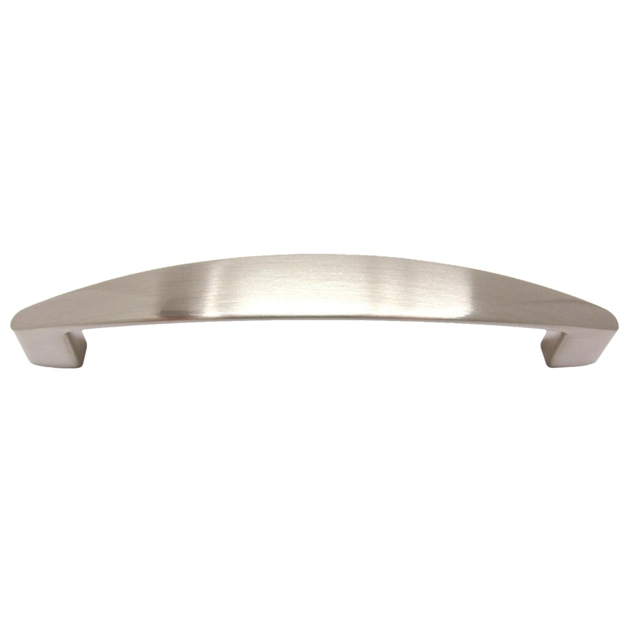Perfect Gatehouse 128mm Center To Center Satin Nickel Bar Cabinet Pull