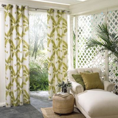 Outdoor Window Curtain Panel