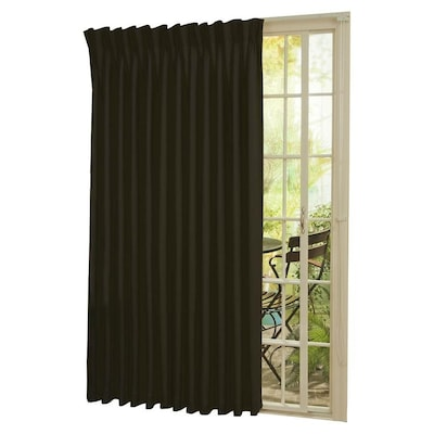 Thermal Patio Door Blackout Curtains