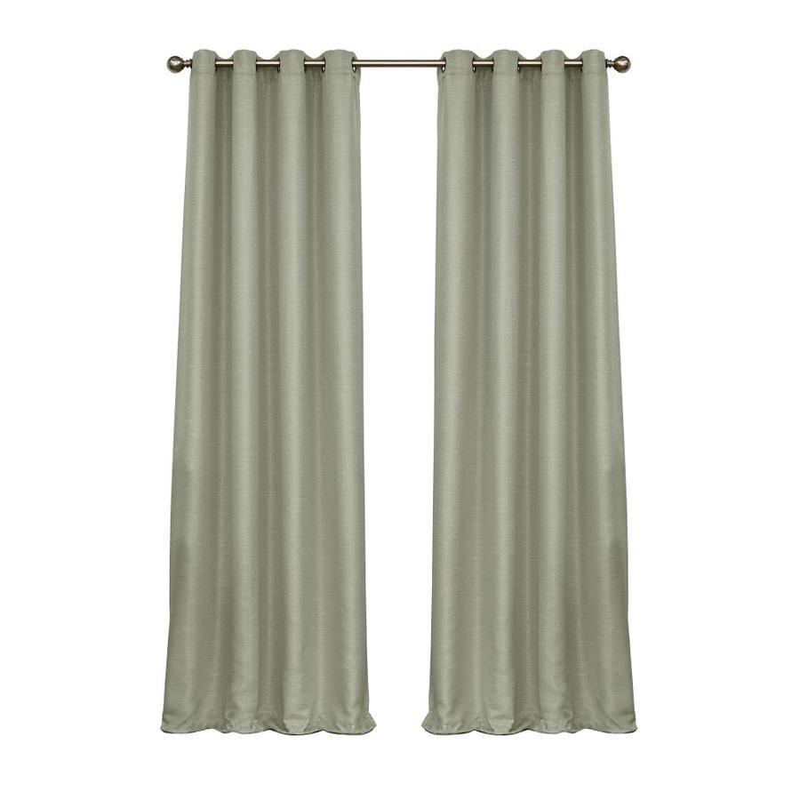 "THERMAL Window Treatment Curtain Drape Grommet Blackout 63/"" 84/""95/"" SAGE GREEN"