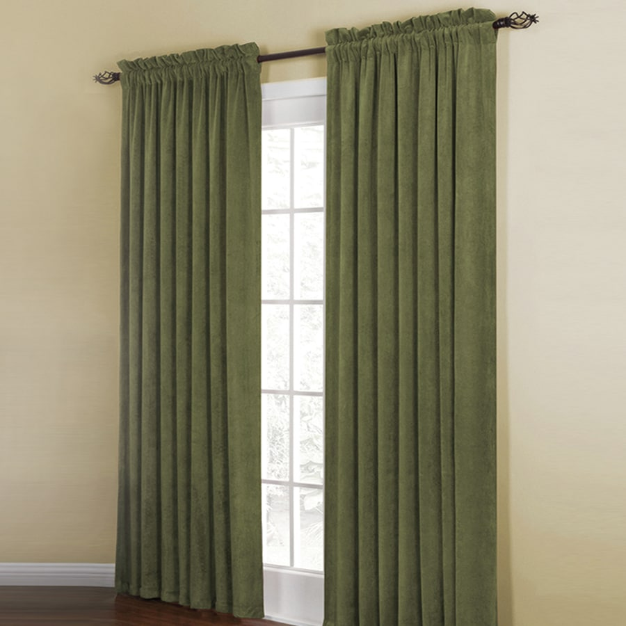 pd pendle curtains pocket rod curtain allen in shop polyester sage single panel roth