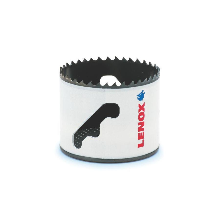 LENOX 2-1/8-in Bi-Metal Non-Arbored Hole Saw