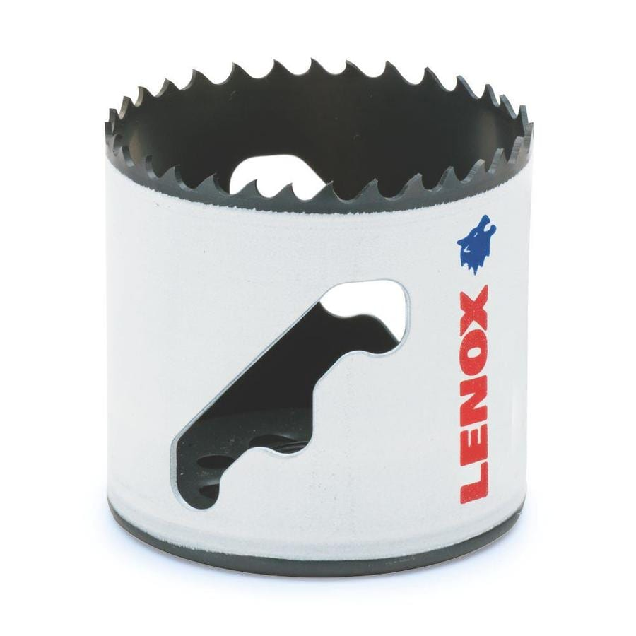 LENOX 2-1/4-in Bi-Metal Non-Arbored Hole Saw